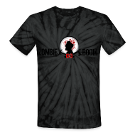 T-Shirts ~ Unisex Tie Dye T-Shirt ~ Trippy ZGB Shirt