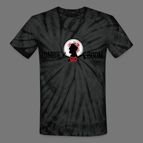 Trippy ZGB Shirt - Unisex Tie Dye T-Shirt