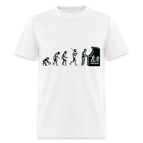 Gamers eveluition - Men's T-Shirt