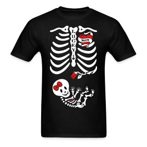 Tattoo Mama Xray (Non-Maternity) - Men's T-Shirt