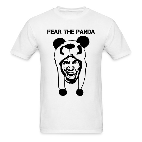 Panda man - Men's T-Shirt