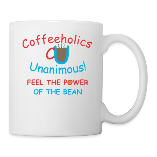 CU power of bean cup - Coffee/Tea Mug