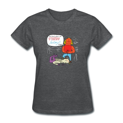 Turbo Fantasy - Turbo Fantasy style - Women's T-Shirt