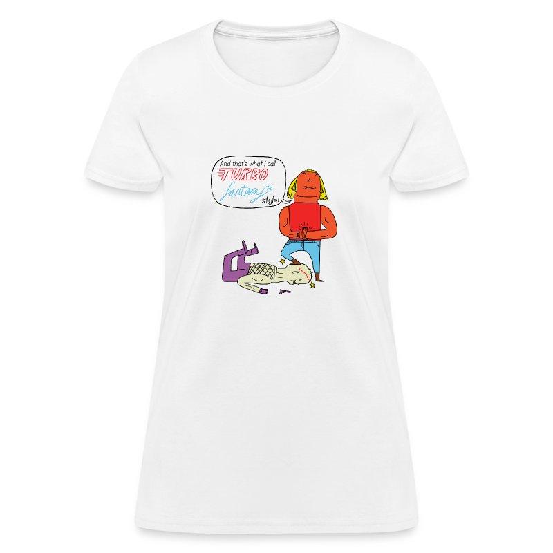 Turbo Fantasy - Turbo Fantasy style - Women's T-Shirt