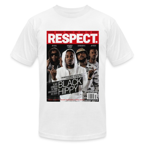 Black Hippy - Respect - Tshirt - Men's Fine Jersey T-Shirt