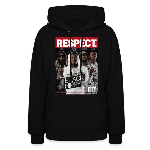 Black Hippy - Respect - Women's Hoodie - Women's Hoodie
