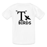 Kids' Shirts ~ Kids' T-Shirt ~ GREASE COSTUME T-BIRDS - Child T-Shirt