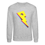 Long Sleeve Shirts ~ Crewneck Sweatshirt ~ Pandoric Crewneck Sweatshirt