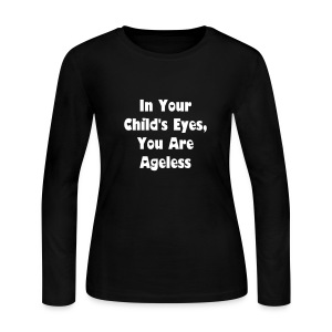 Ageless  - Women's Long Sleeve Jersey T-Shirt