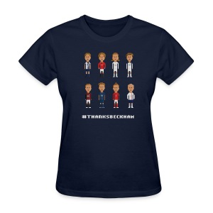 Woman T-Shirt - A football career - DB7 - Women's T-Shirt
