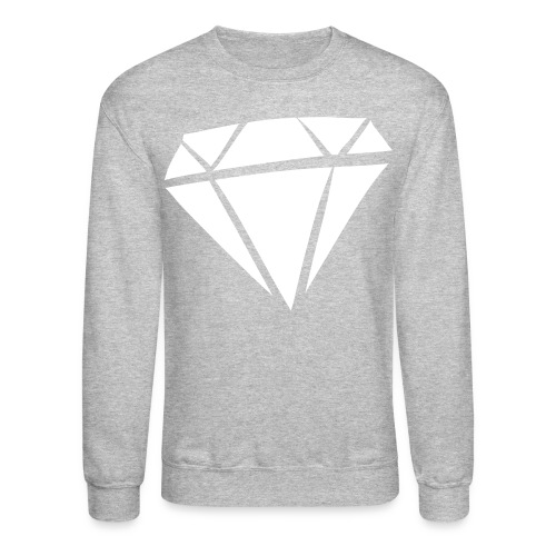 Diamonds - Crewneck Sweatshirt