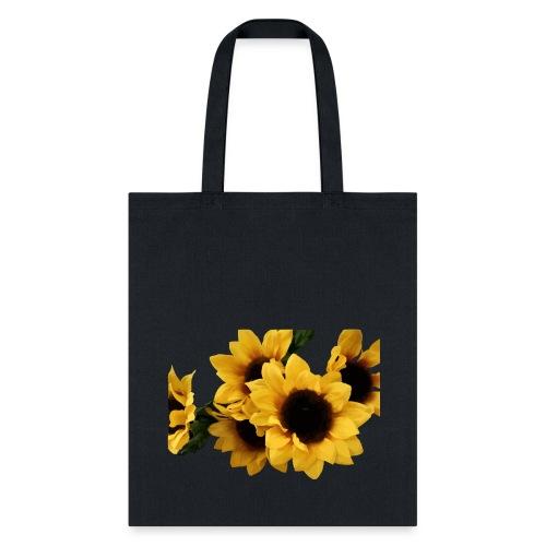 Yellow Sunflower Bag - Tote Bag