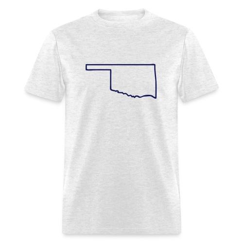 Oklahoma Standard Men's Tshirt - Men's T-Shirt
