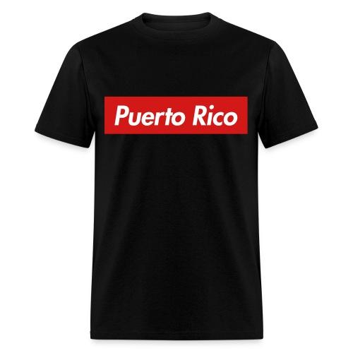Xpress Freely: Puerto Rico - Men's T-Shirt