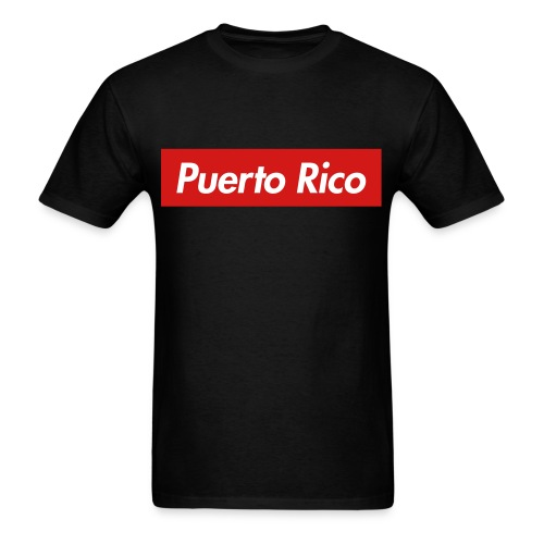 Xpress Freely: Puerto Rico - Men's T-Shirt