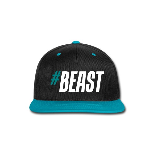 BEAST Hat - Snap-back Baseball Cap