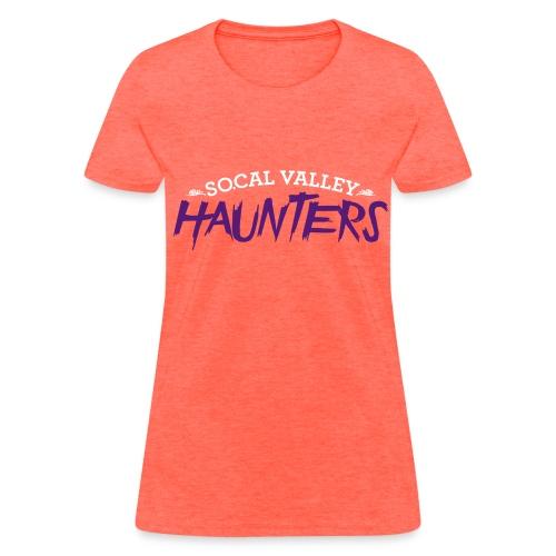 SoCal Valley Haunters Womens Tee - Women's T-Shirt