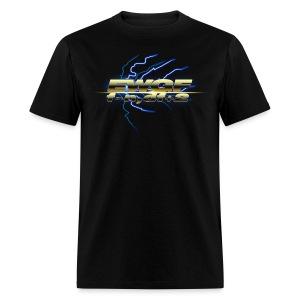 Electric Wind God Fist #2 - Men's T-Shirt