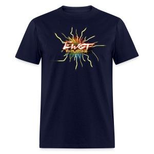 Electric Wind God Fist #1 - Men's T-Shirt