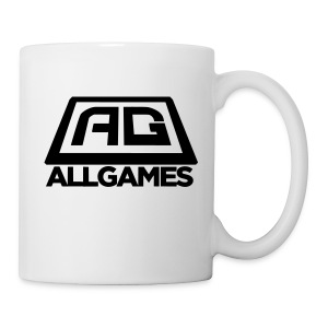 AllGames Logo Mug - Coffee/Tea Mug
