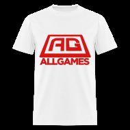 T-Shirts ~ Men's T-Shirt ~ All Games Logo T-Shirt
