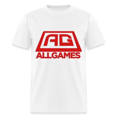 All Games Logo T-Shirt - Men's T-Shirt