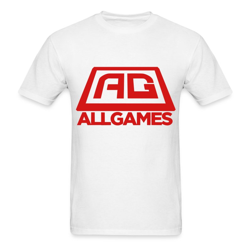 All Games Logo T-Shirt - Men's T-Shirt