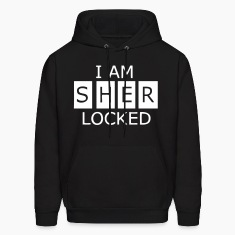 I Am SherLocked Hoodies