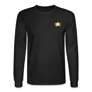 49th Marines - Future Imperfect Delta - Men's Long Sleeve T-Shirt