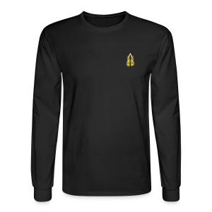USS Golden Gate -  All Good Things Delta  - Men's Long Sleeve T-Shirt