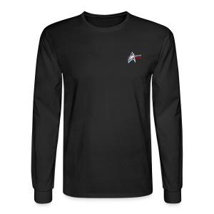Prism Style Long Sleeve T-Shirt - Men's Long Sleeve T-Shirt