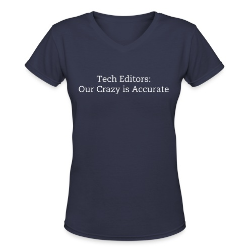 Accurate - Women's V-Neck T-Shirt
