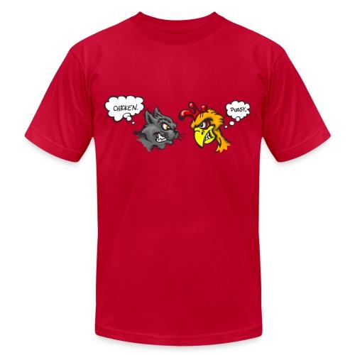 Chicken&Pussy - Men's  Jersey T-Shirt