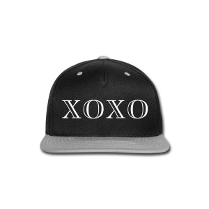 XOXO SNAP-BACK - Snap-back Baseball Cap