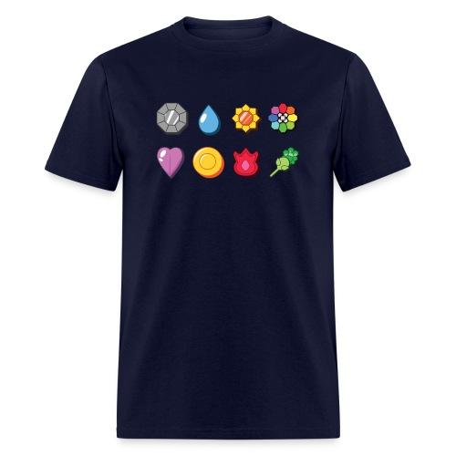 Men's Badges - Men's T-Shirt