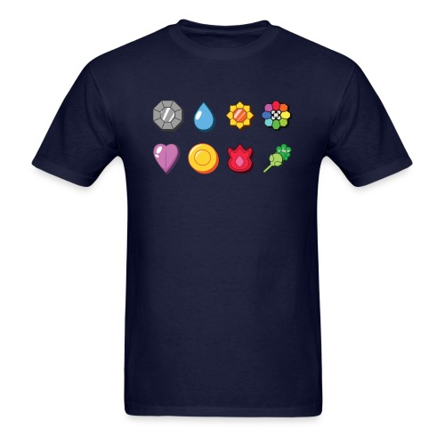 Men's Badges - Men's T-Shirt