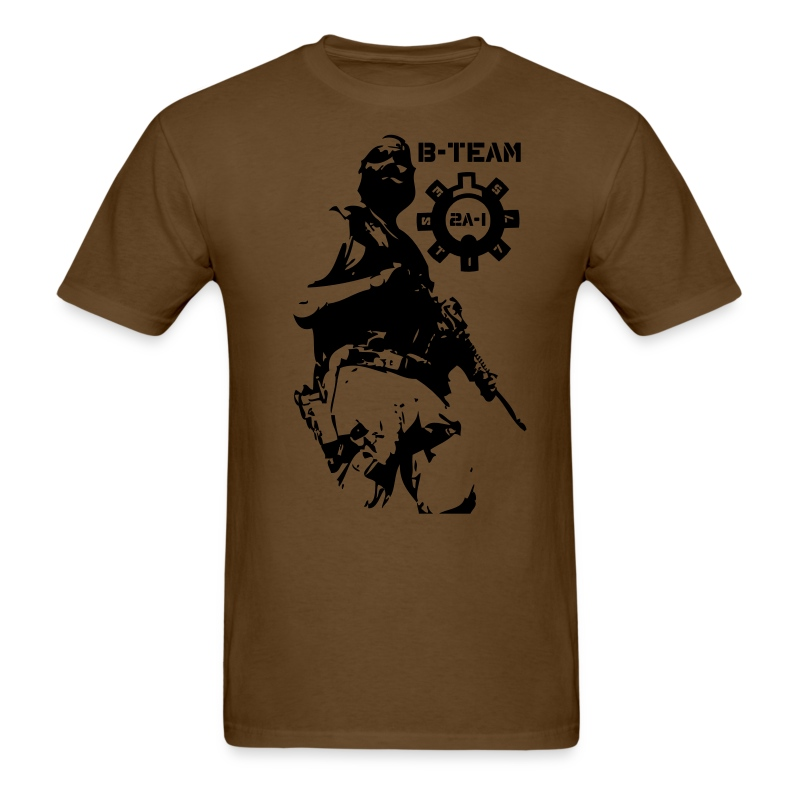 Special Forces Beardo V1 T Shirt Spreadshirt