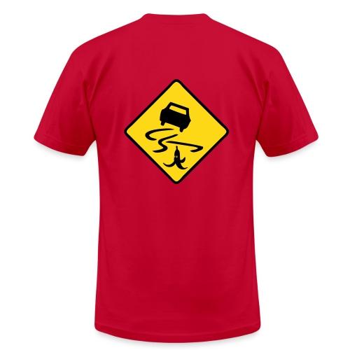 Mens Custom VG Nation T-Shirt - Men's Fine Jersey T-Shirt