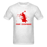 T-Shirts ~ Men's T-Shirt ~ Air Zombie Front