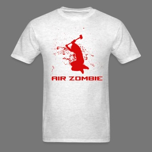 Air Zombie Front - Men's T-Shirt