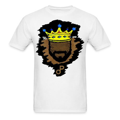On Point Apparel x Once A King T-Shirt - Men's T-Shirt