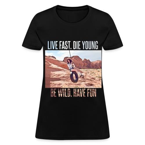 Ride Women's Tee - Women's T-Shirt