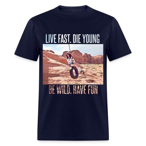 Ride Men's Tee - Men's T-Shirt