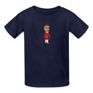Kids T-Shirt - The King of Manchester - Kids' T-Shirt