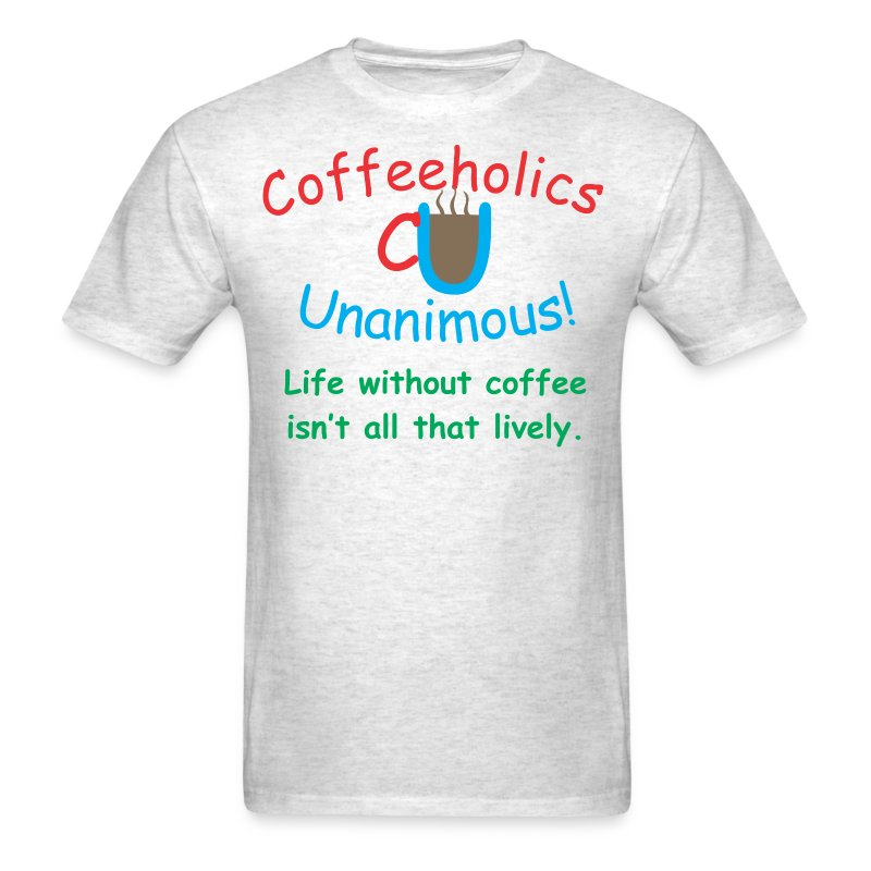 CU without coffee - Men's T-Shirt
