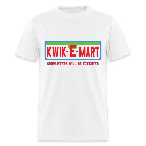 Kwik E Mart - Men's T-Shirt
