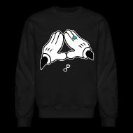 Long Sleeve Shirts ~ Crewneck Sweatshirt ~ The Roc Crewneck