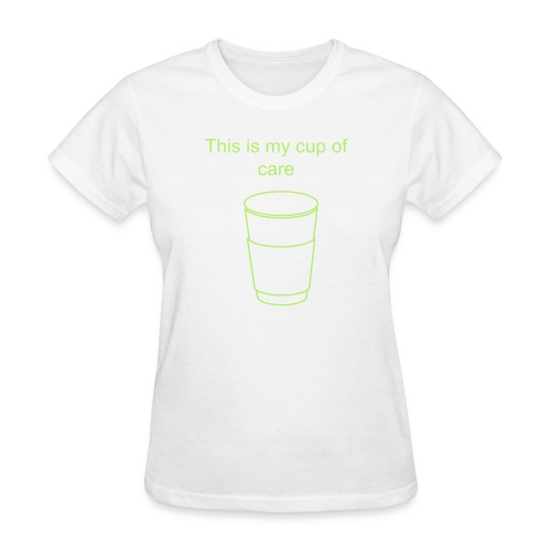 Cup of Care Womens - Women's T-Shirt