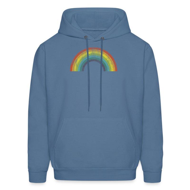 Rainbow Vintage Hoodie | Spreadshirt