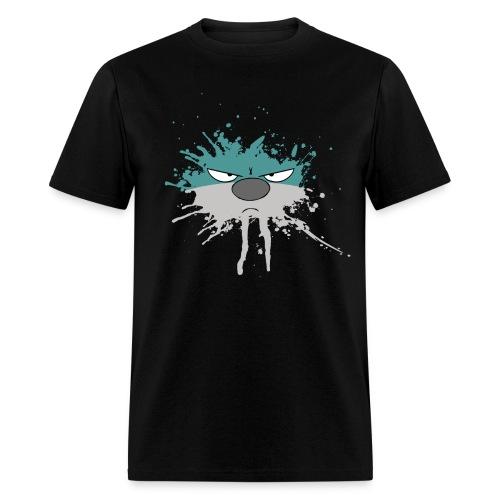 Bedfellows - Splatter Sheen - Men's T-Shirt